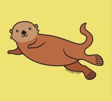 Sea Otter Kids Clothes