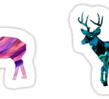 Deer 2 Sticker