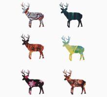 Deer 3 by teecup