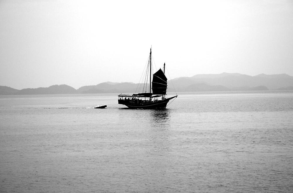 boat by kenan