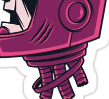 Full Metal Sentinel Sticker