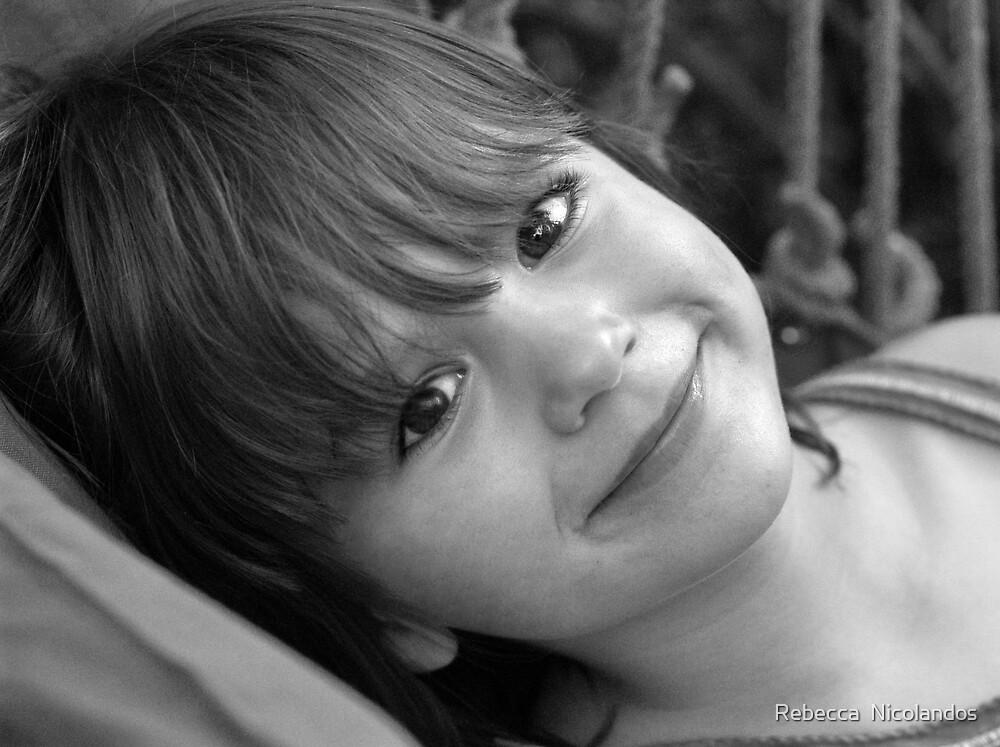 Amy by Rebecca  Nicolandos