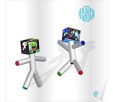 Pet Shop Boys - Music For Boys Vol. 1 Poster