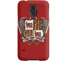 The Zed Word Samsung Galaxy Case/Skin