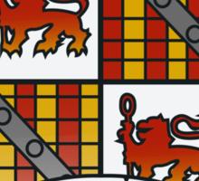 The Zed Word Sticker