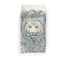 Tiger Tangle Duvet Cover