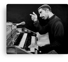 Jimmy Smith Canvas Print
