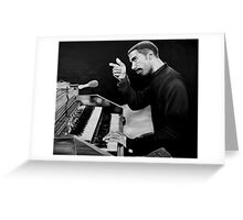 Jimmy Smith Greeting Card