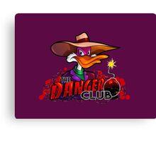 The Danger Club Canvas Print