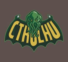 Cthulhu Man by Brandon Wilhelm