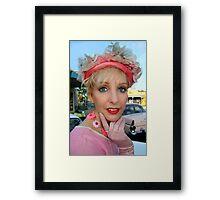 Mary-Anne Framed Print