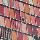 Man In Window by brendan harkom