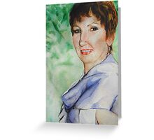Mother's Day Portrait Greeting Card