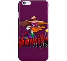 The Danger Club iPhone Case/Skin
