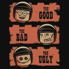 Good Cop Bad Cop Ugly Cop by Brandon Wilhelm