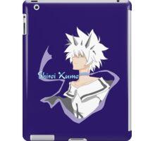 White Cloud  iPad Case/Skin