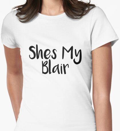 Gossip Girl Womens Fitted T-Shirt