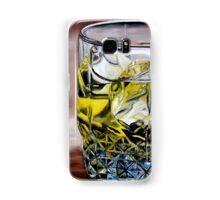 Scotch on the Rocks Samsung Galaxy Case/Skin