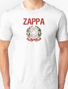 Zappa Surname Italian T-Shirt