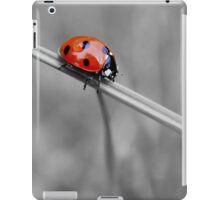 Lady in Red [SC] iPad Case/Skin