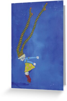 davids dancing dress by vonvanvliet