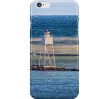 Grand Marais Light iPhone Case/Skin
