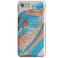 Back to Orange and Blue. iPhone Case/Skin