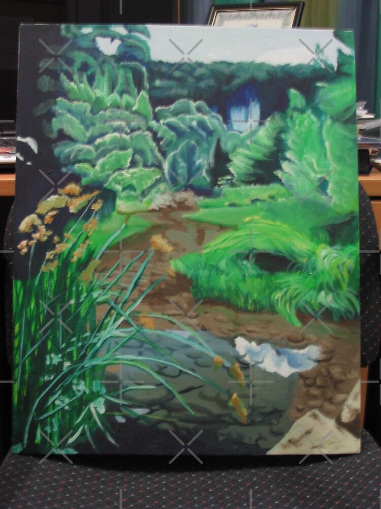 Carnarvon Gorge - Central Highlands by Jennifer Heseltine