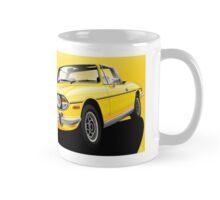 Triumph Stag Illustrated Mug wrap Mug