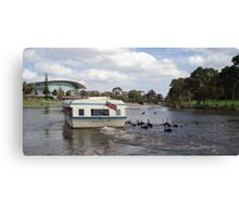 The River Torrens Canvas Print