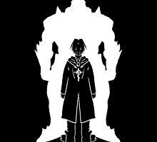 Brotherood (WHITE) - FullMetal Alchemist by Alessandro Bianco