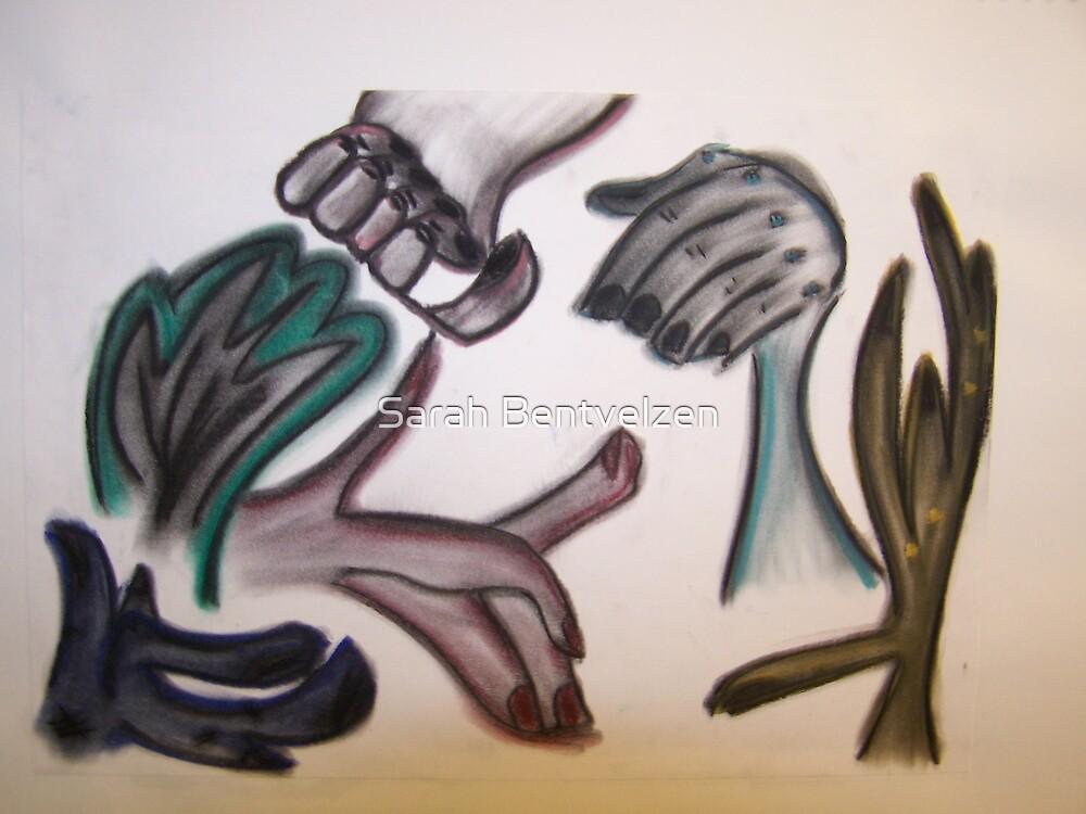 Hands of Versatility by Sarah Bentvelzen