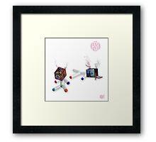Pet Shop Boys - Music For Boys Vol. 2 Framed Print