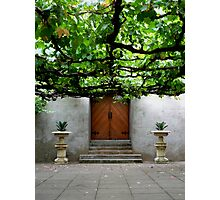 Doorway Photographic Print