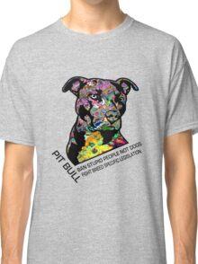 Pitbull BSL Black Classic T-Shirt