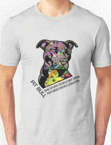 Pitbull BSL Black T-Shirt