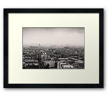 PARIS 21 Framed Print