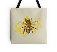Bumble Hive Tote Bag