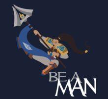 Be A Man by Aloyssia