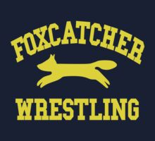 Foxcatcher Wrestling - Channing Tatum, Steve Carell   by printandroll