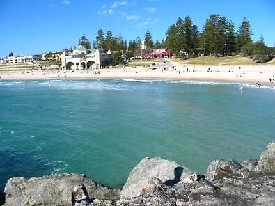 Cottesloe Beach by Joanna Kilburn