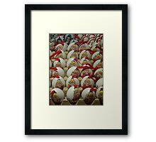Eggs  Framed Print