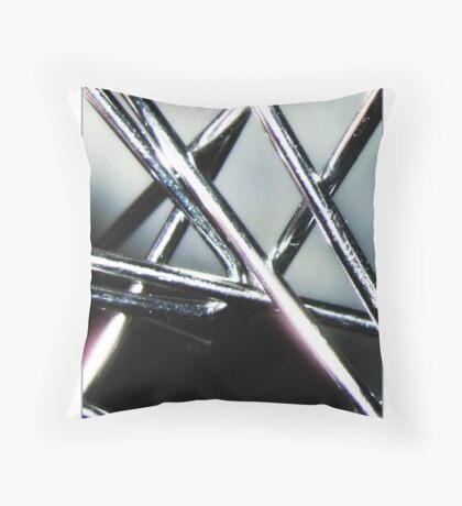 Hold it Together Throw Pillow