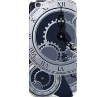 Time Lord 2 iPhone Case/Skin