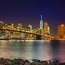 Colourful New York by SteveHphotos