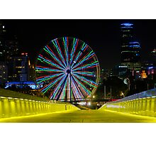 Wheel of Fortune Photographic Print