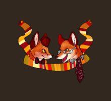 Fandom Foxes - Who? Unisex T-Shirt