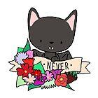 Black Bat, NEVER! by Bantambb