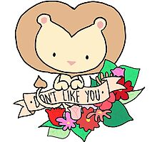 Lion, DON'T LIKE YOU! by Bantambb