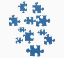 Puzzle me  by Amanda Cole